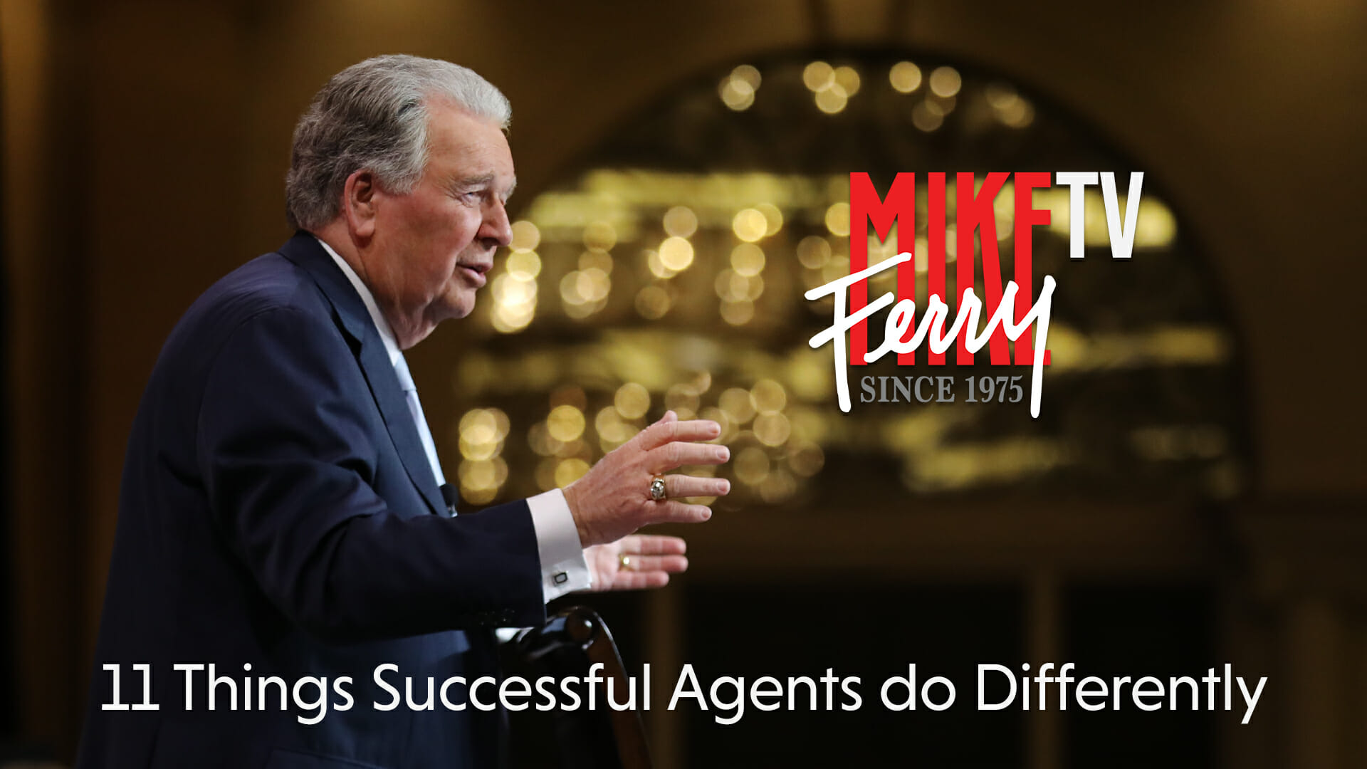 11 Things Successful Agents do Differently